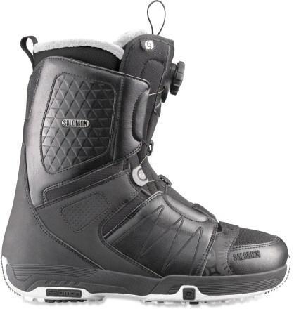 Ботинки salomon - обувь для настоящих профи