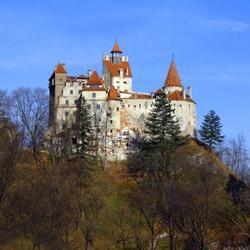 Бран - таинственный и манящий замок графа дракулы!