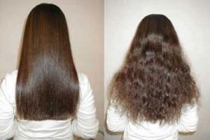 Бразильское выпрямление волос Сocochoco
