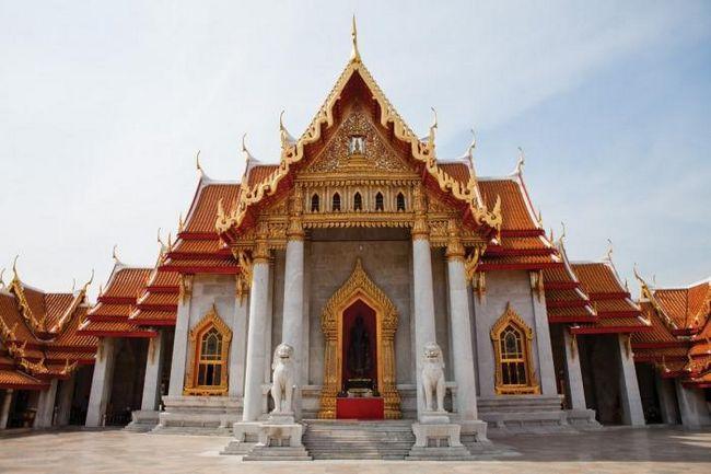 Буддийские храмы южной азии и правила поведения в них