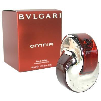 Bvlgari omnia - фейерверк страсти и очарования