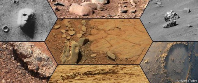 Бывшие сотрудники наса сообщают, что гигантская пирамида, найденная на марсе, является реальной