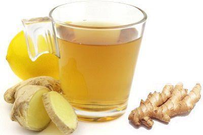 Чай с имбирем и лимоном – вкус и польза в одном стакане!