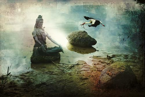 медитация чакры