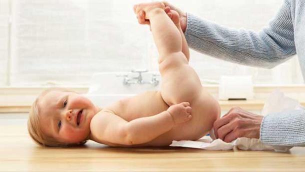 Частая проблема - запоры у новорожденных при грудном вскармливании