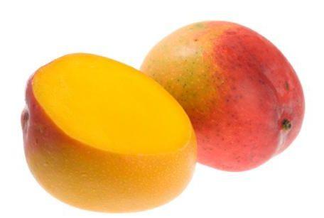 Чем и как чистить манго?