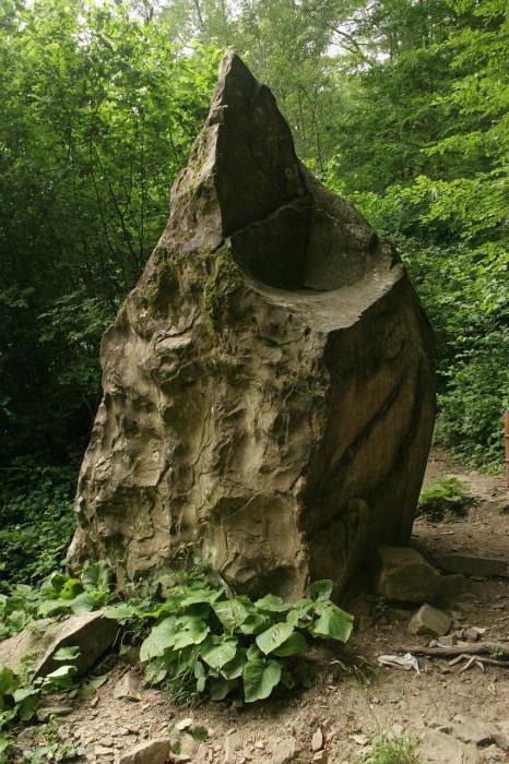 свирское ущелье лазаревское