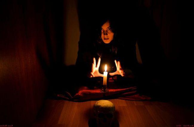 черная магия в домашних условиях