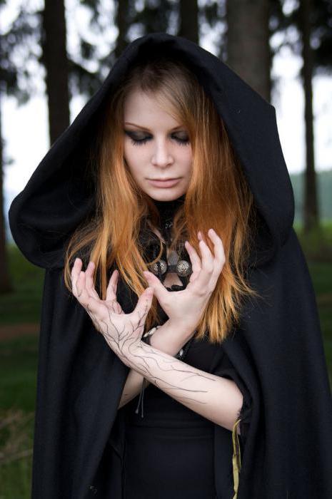 черная магия заговоры