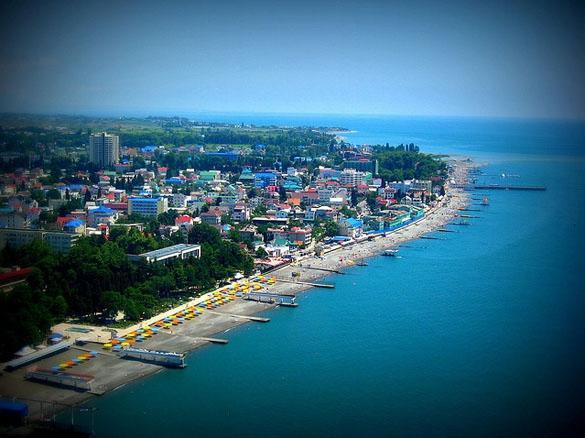 Черноморское побережье - лучший отдых
