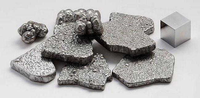 металлы черные вторичные