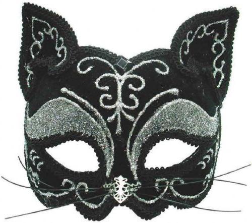 Что делать, если нужна маска кошки?
