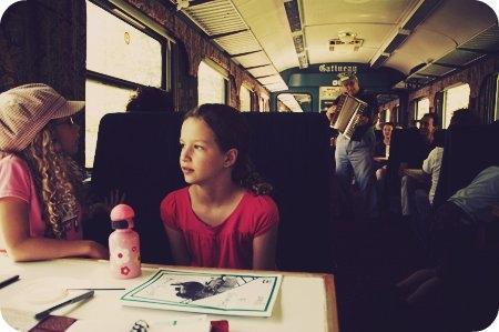 игры в поезде