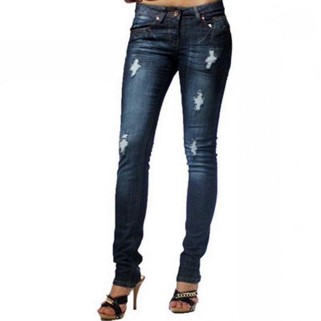 Что одеть с джинсами: практические советы