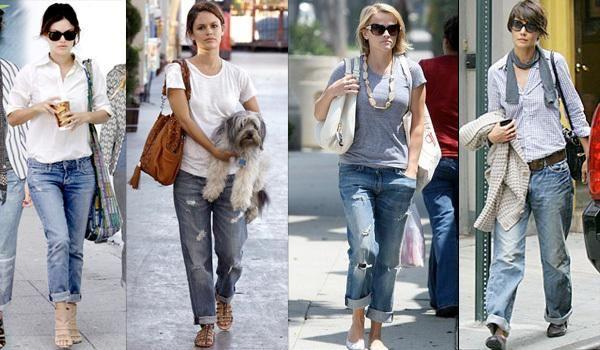 что одевать с джинсами