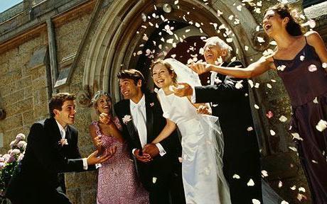 Видеть во сне выйти замуж