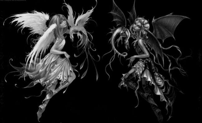 имена ангелов смерти
