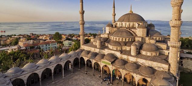 тур в Стамбул