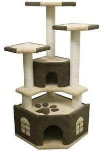 домики когтеточки для кошек недорого