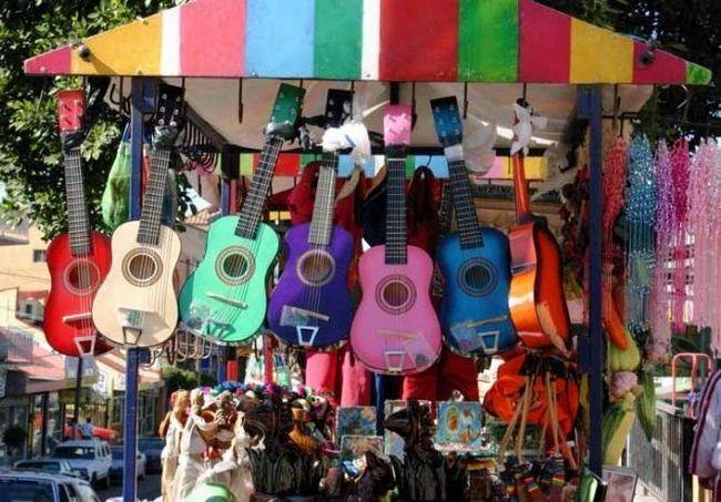 какие сувениры привезти из мексики