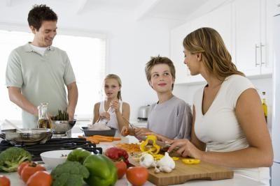 Что сварить на ужин - несколько быстрых и простых вариантов