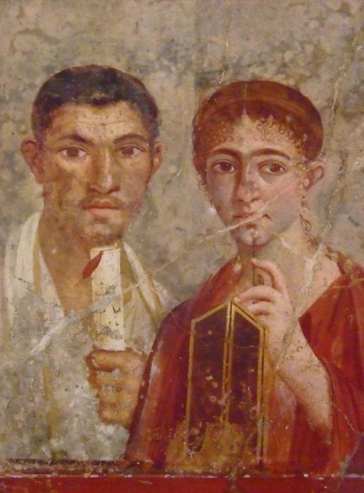 что такое фрески