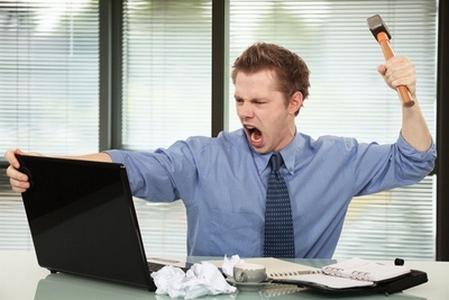 Что такое фрустрация: понятие, степень остроты, типы реакций