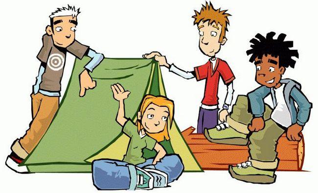 Что такое кемпинг? Особенности отдыха в летних лагерях для автотуристов
