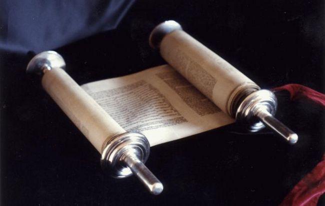 Что такое священное писание