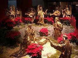 рождественские традиции в России
