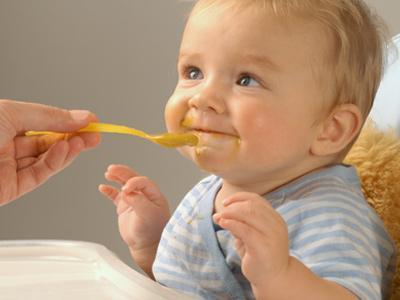 Чтобы малыш рос здоровым и крепким: детское питание для набора веса