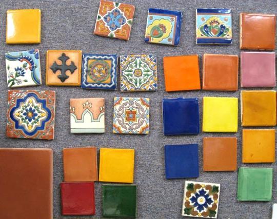 Декоративная плитка в отделке