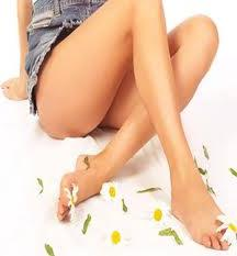 Делаем красивые и стройные ножки
