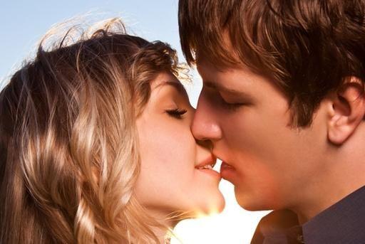 техника французских поцелуев