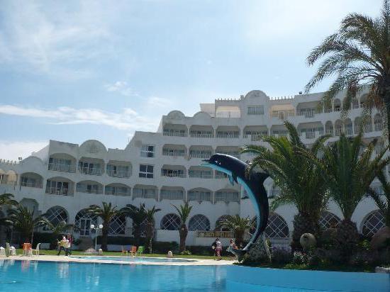 delphine el habib resort
