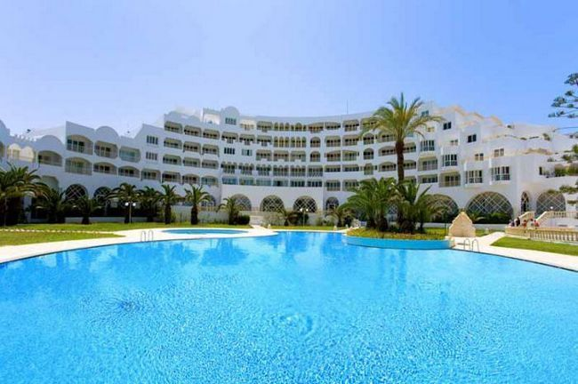 delphine el habib resort фото