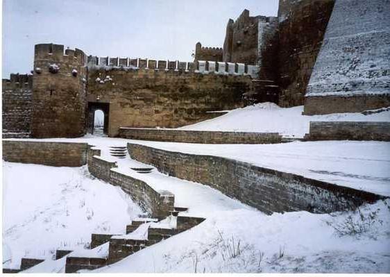 Самый древний город России – Дербент