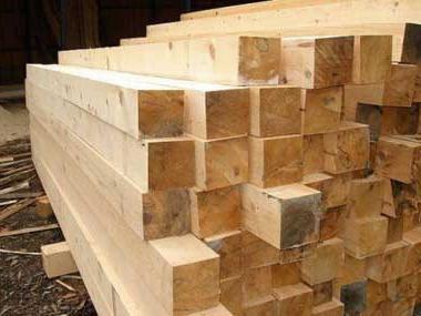 Деревянные бруски: виды, применение