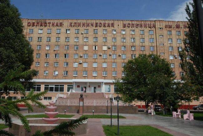 больница калинина самары