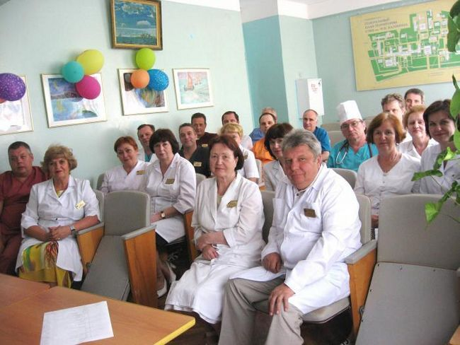 областная больница калинина самара