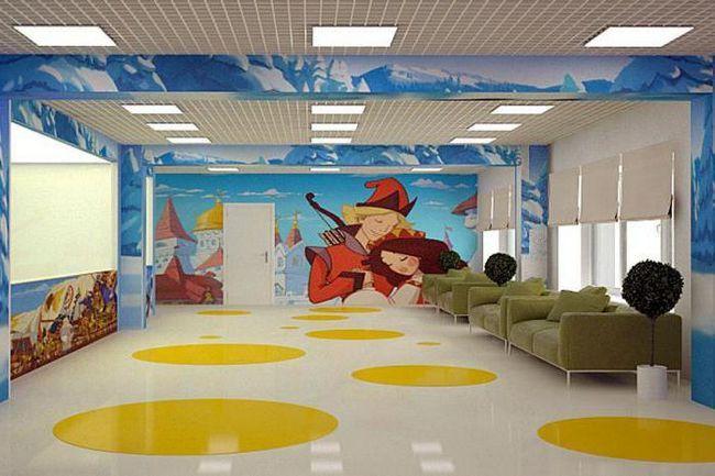 детская городская больница 1 на авангардной поликлиника телефон