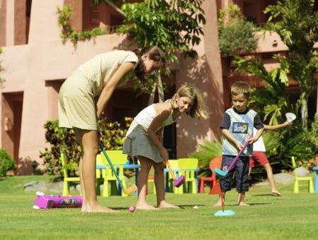 детские отели в турции