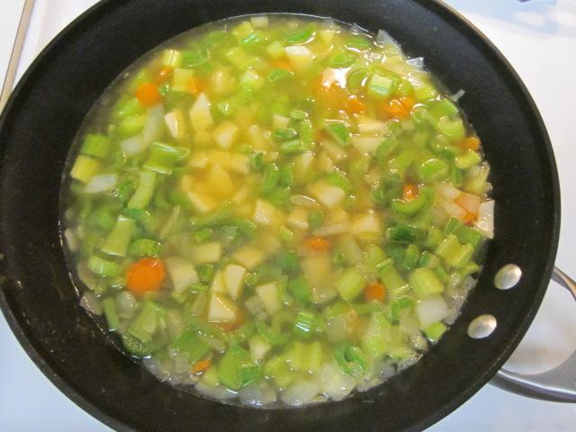 Блюда из черешков сельдерея