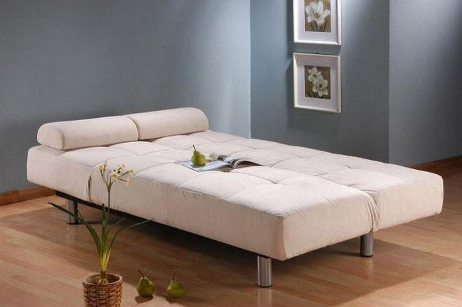 раскладной диван с ортопедическим матрасом