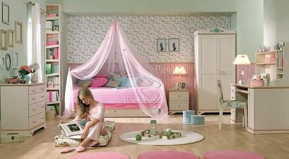 Дизайн комнаты для девочки-подростка - каким он должен быть?
