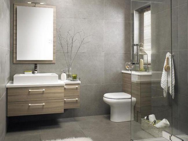 дизайн туалета и ванных комнат