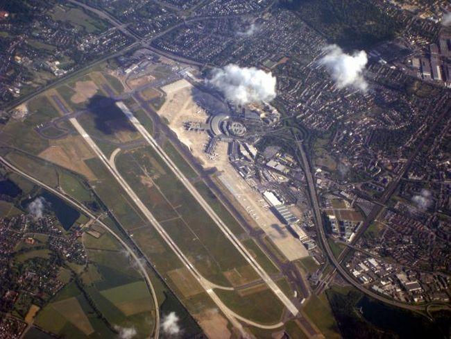 как добраться в аэропорт дюссельдорфа