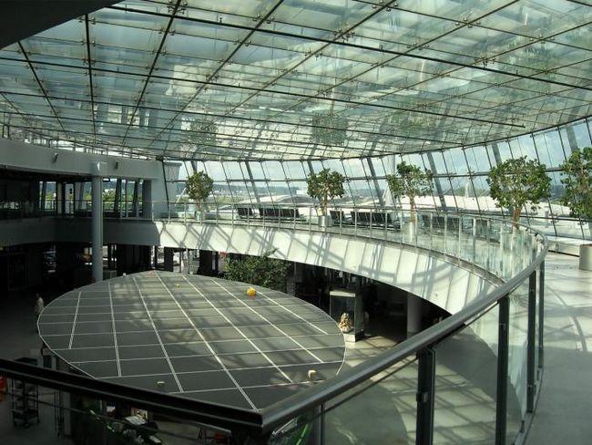 аэропорт дюссельдорф вокзал