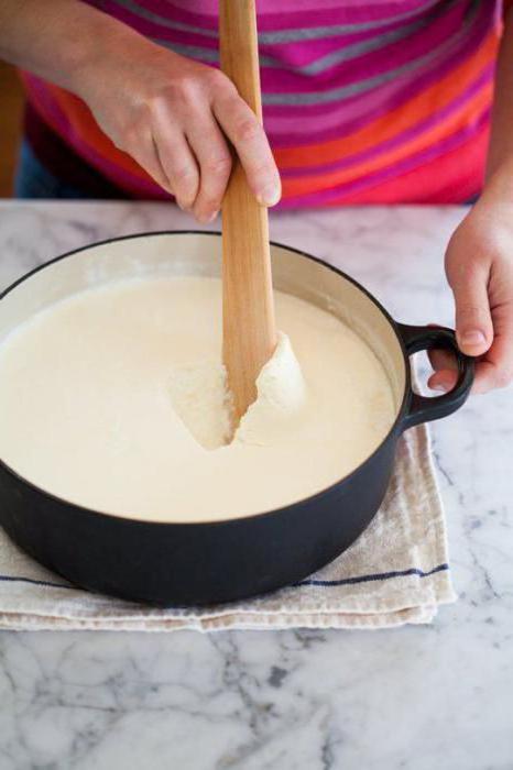 домашний йогурт без йогуртницы из сметаны