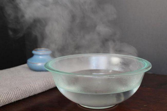 Чаша для паровой бани